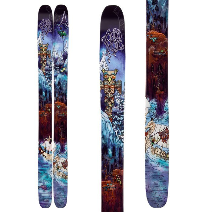 Atomic - Bent Chetler Skis 2013