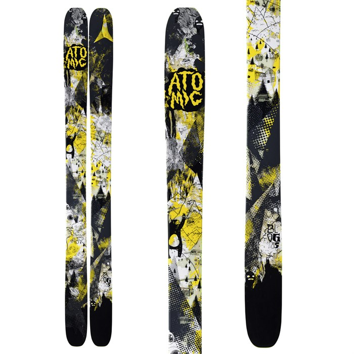 Atomic - Blog Skis 2013