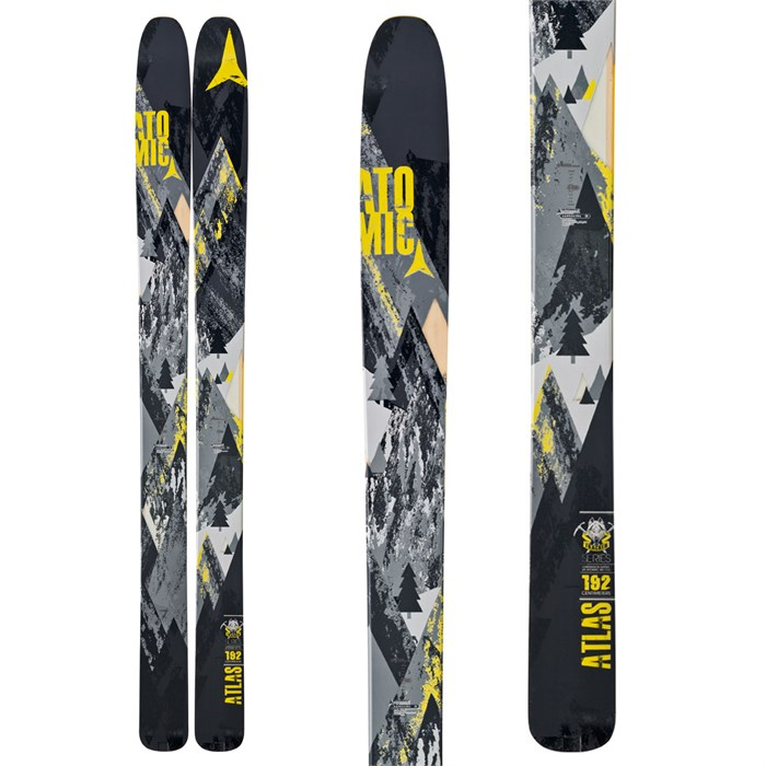 Atomic - Atlas Skis 2013