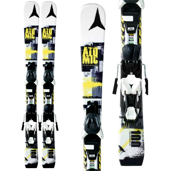Atomic - Vantage Jr. II Skis + XTE 4.5 Bindings - Youth - Boy's 2013