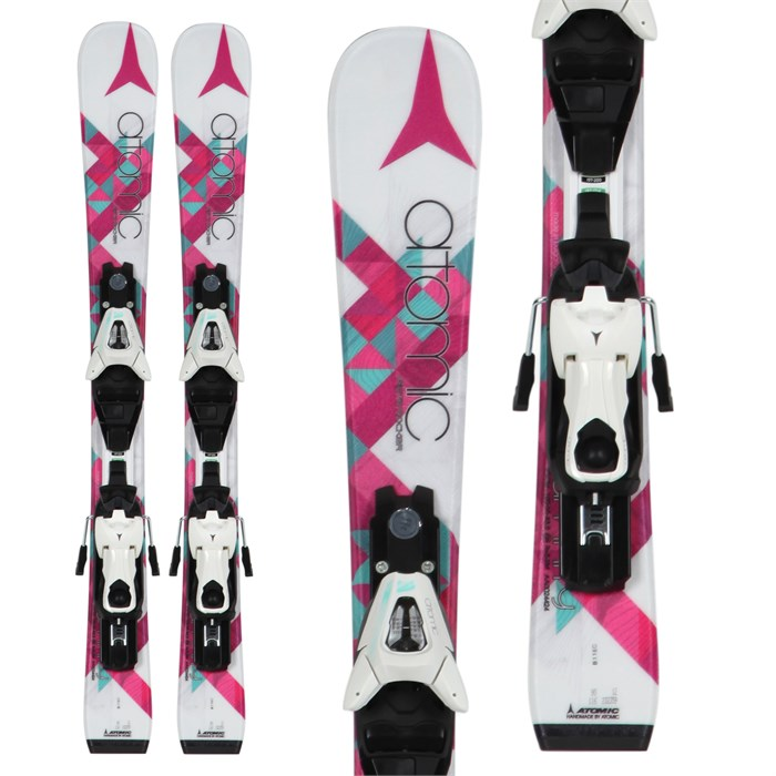 Atomic - Affinity Jr. II Skis + XTE 4.5 Bindings - Youth - Girl's 2013