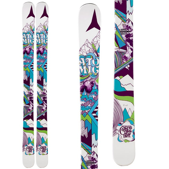 Atomic - Century Jr. III Skis - Youth - Girl's 2013