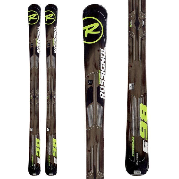 Rossignol - Experience 98 Skis 2013
