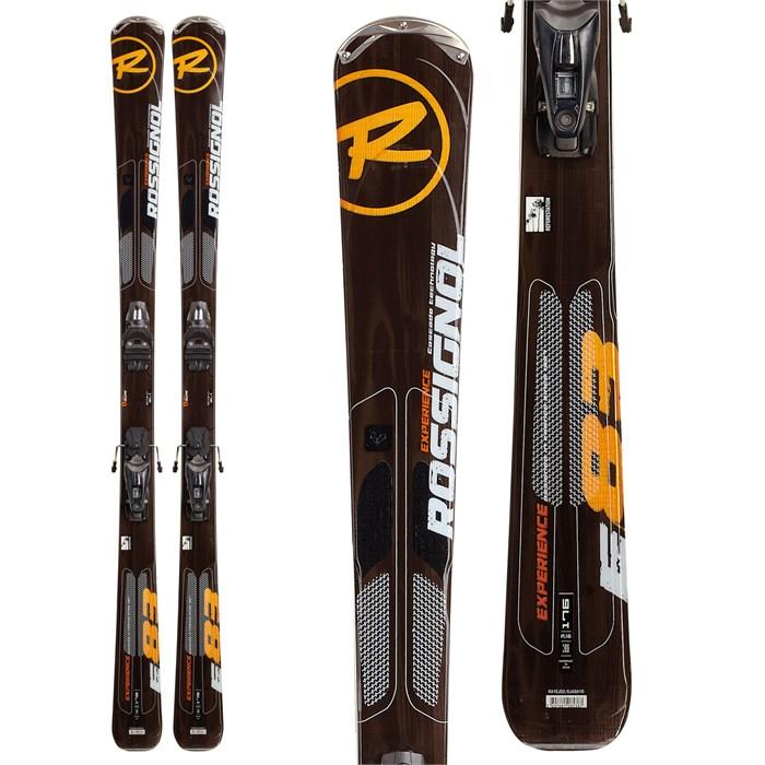 Rossignol - Experience 83 Skis + Axium 120 Bindings 2013
