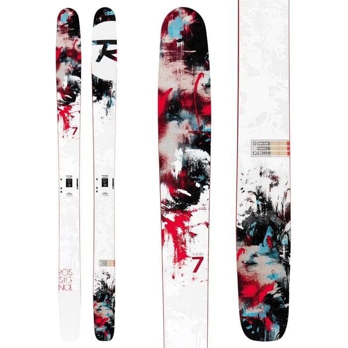 Rossignol - Squad 7 Skis 2013