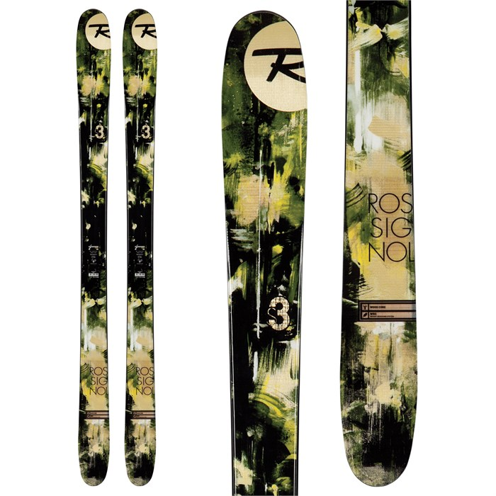 Rossignol - S3 Skis 2013