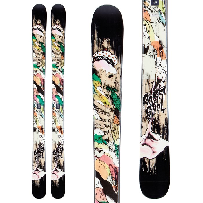 Rossignol - Sickle Skis 2013