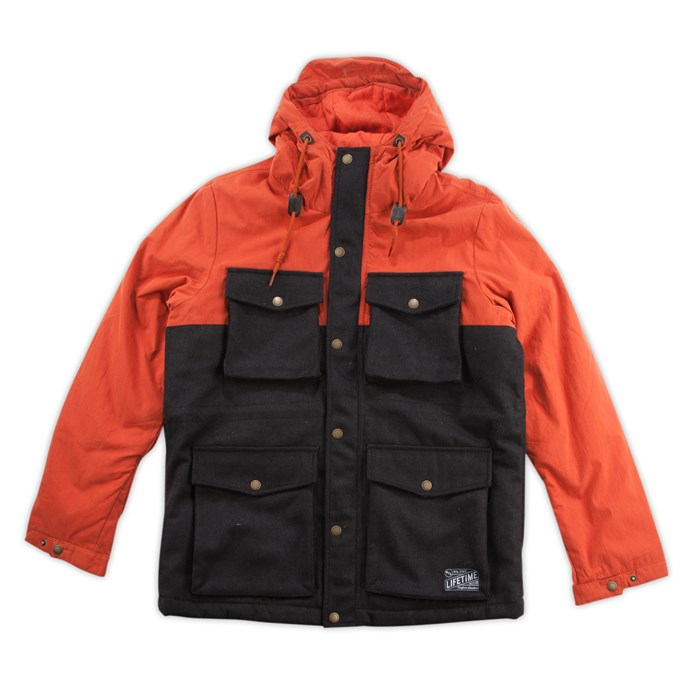 Lifetime Collective - Dublin Parka Jacket