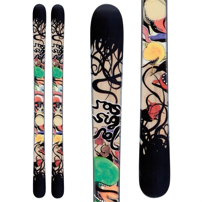 Rossignol - Scimitar Skis 2013