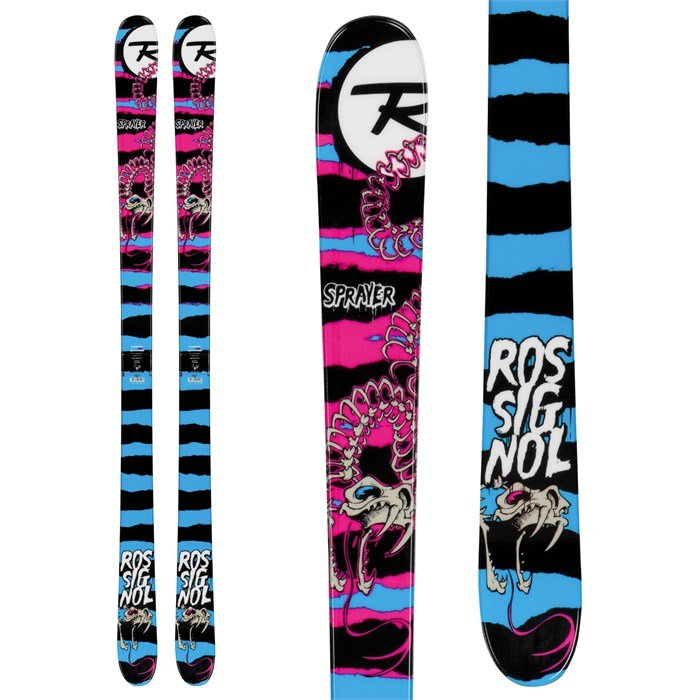 Rossignol - Sprayer Skis 2013