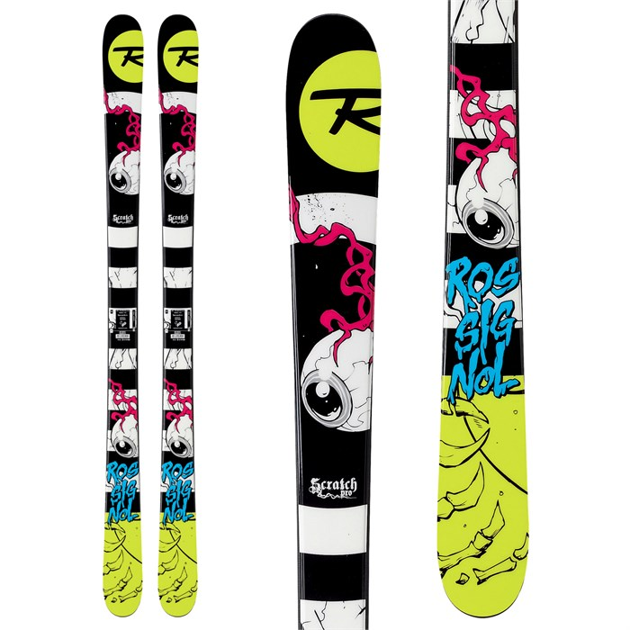 Rossignol - Scratch Pro Skis - Youth - Boy's 2013