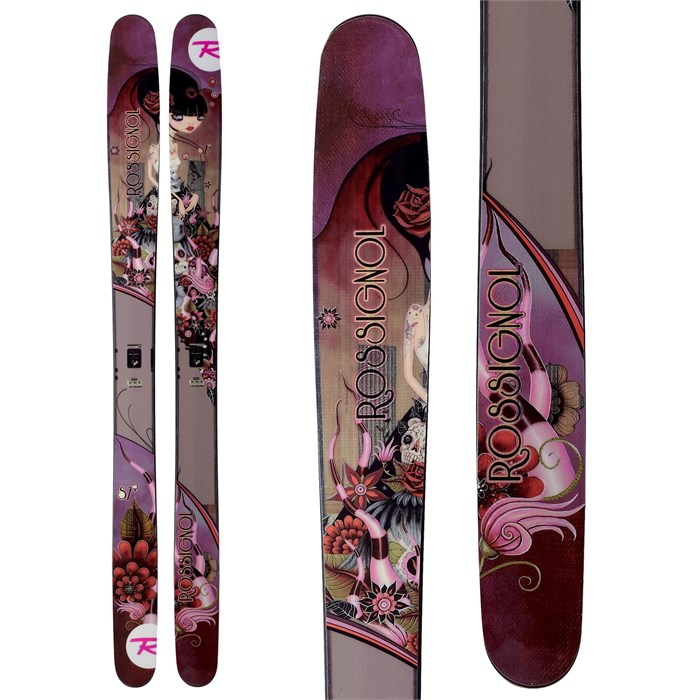 Rossignol - S7 Skis - Women's 2013