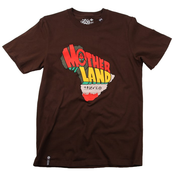 LRG - Motherland Map T Shirt