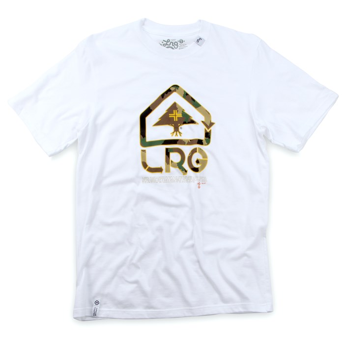 LRG - Classic Camo T Shirt