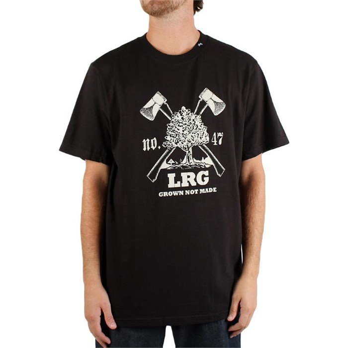 LRG - Axe And Tree T Shirt