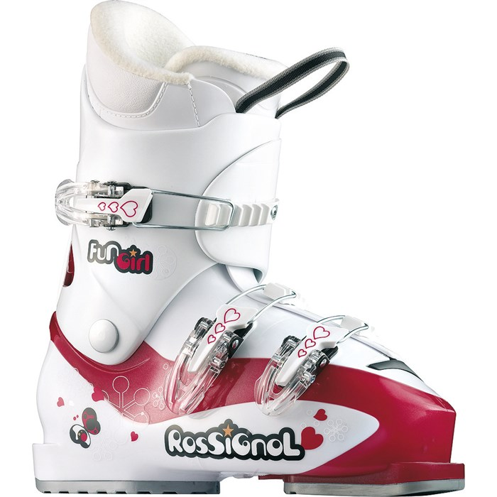 Rossignol - Fun Girl J3 Ski Boots - Youth - Girl's 2013