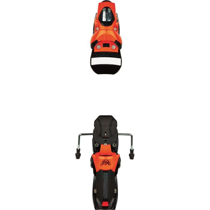 Rossignol - Axial2 120 XXL Ski Bindings (120mm Brakes) 2013
