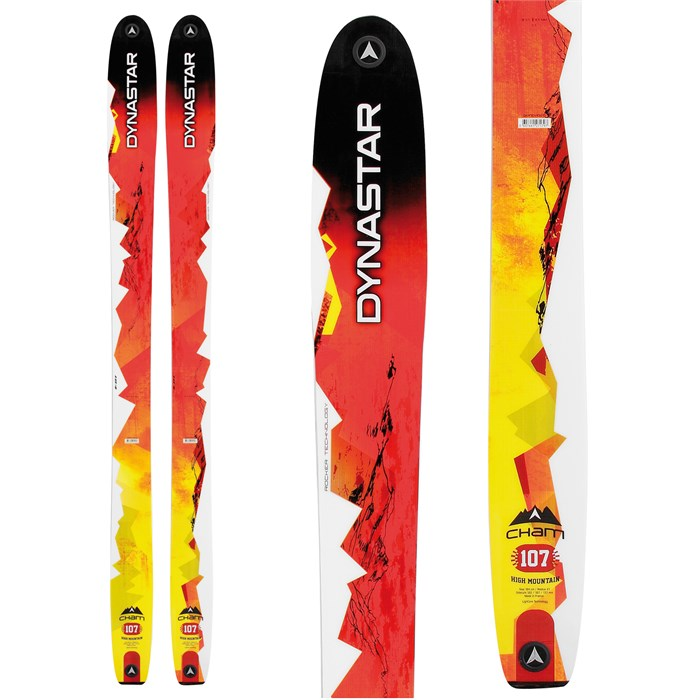 Dynastar - Cham High Mountain 107 Skis 2013