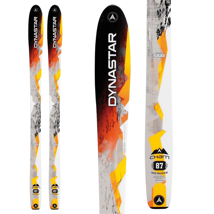 Dynastar - Cham High Mountain 87 Skis 2014