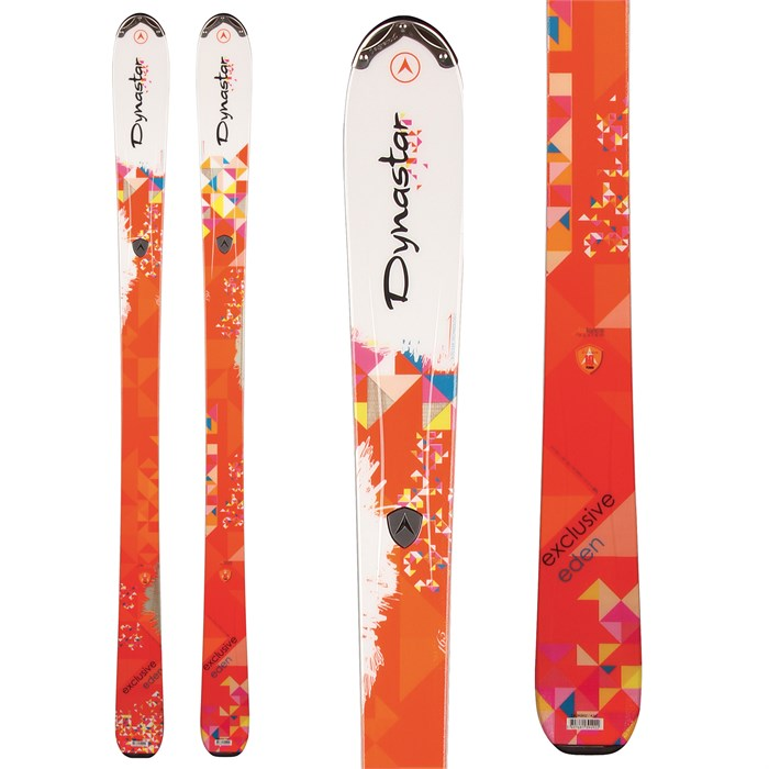 Dynastar Exclusive Legend Eden Skis - Women's 2013