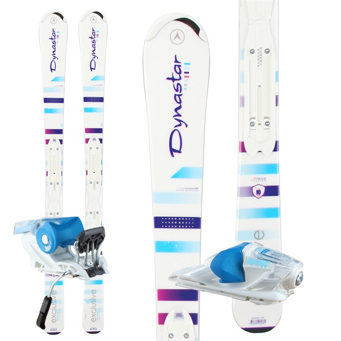 Dynastar - Dynastar Exclusive Reveal Skis + Xpress 10 Bindings 2013
