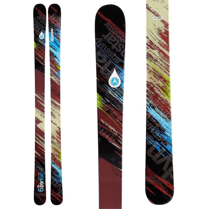 Dynastar - 6th Sense Distorter Skis 2013