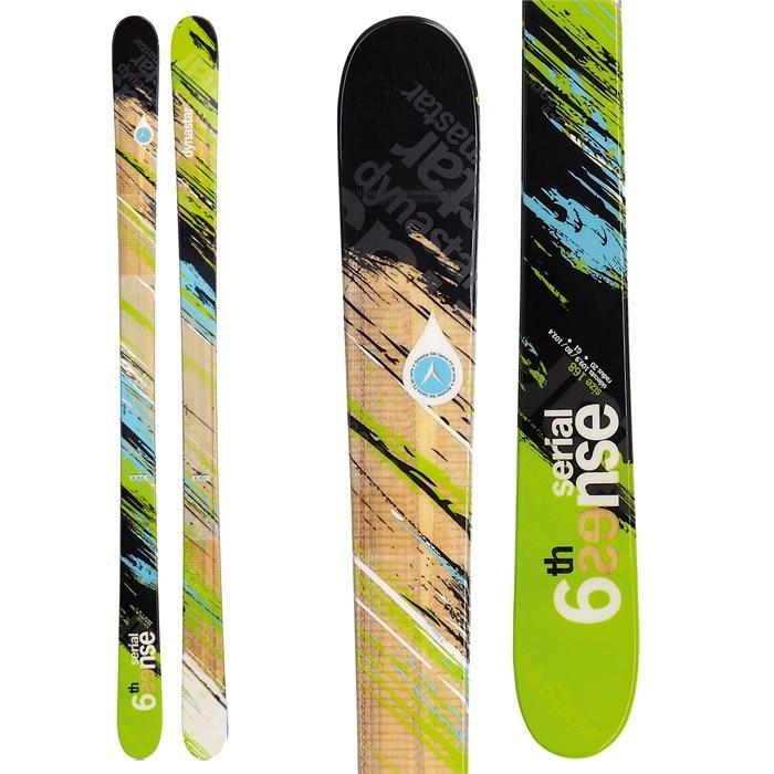 Dynastar - 6th Sense Serial Skis 2013