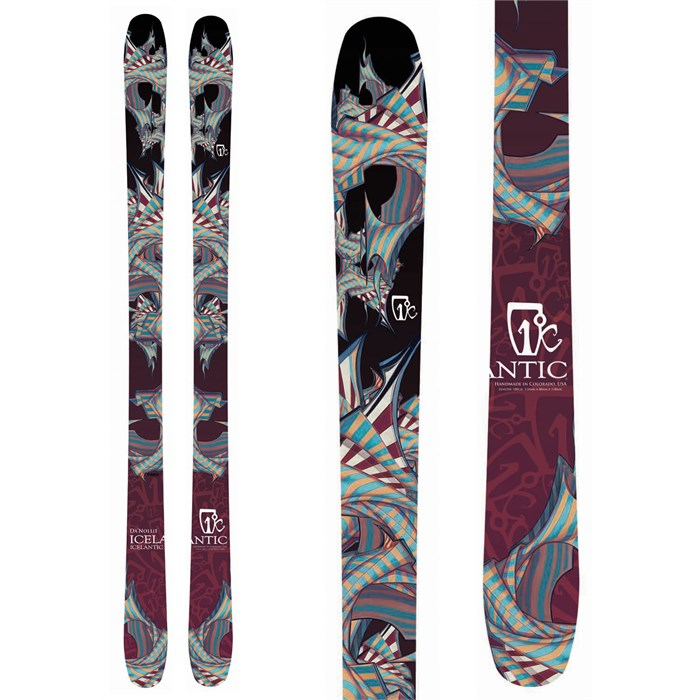 Icelantic - Da'Nollie Skis 2013