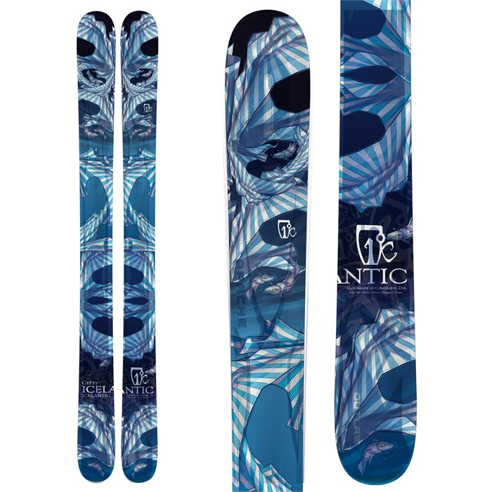Icelantic - Gypsy Skis 2013