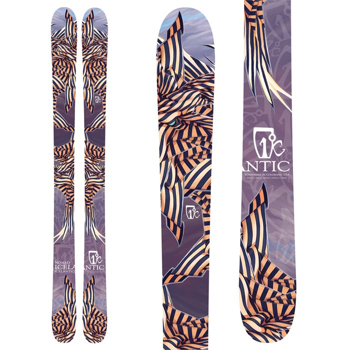Icelantic - Nomad Skis 2013