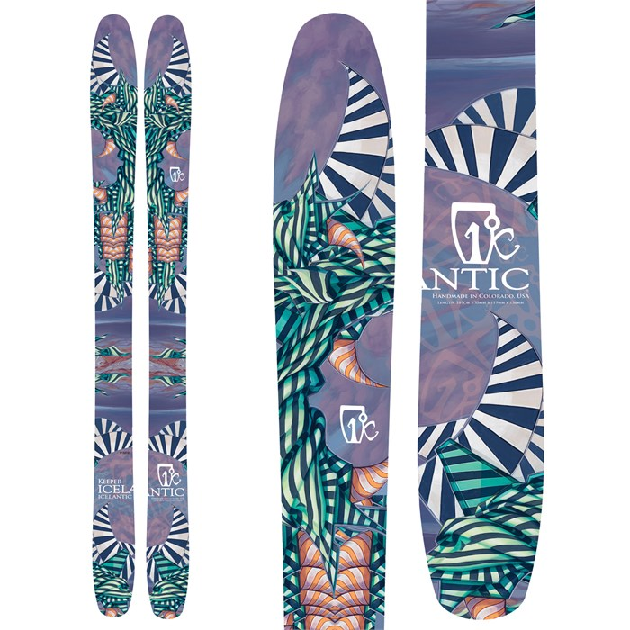 Icelantic - Keeper Skis 2013