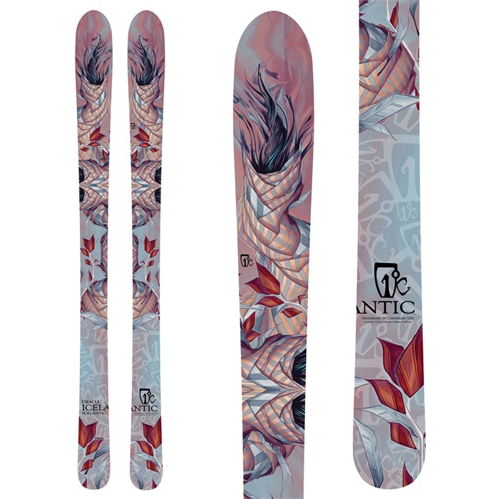 Icelantic - Oracle Skis - Women's 2013