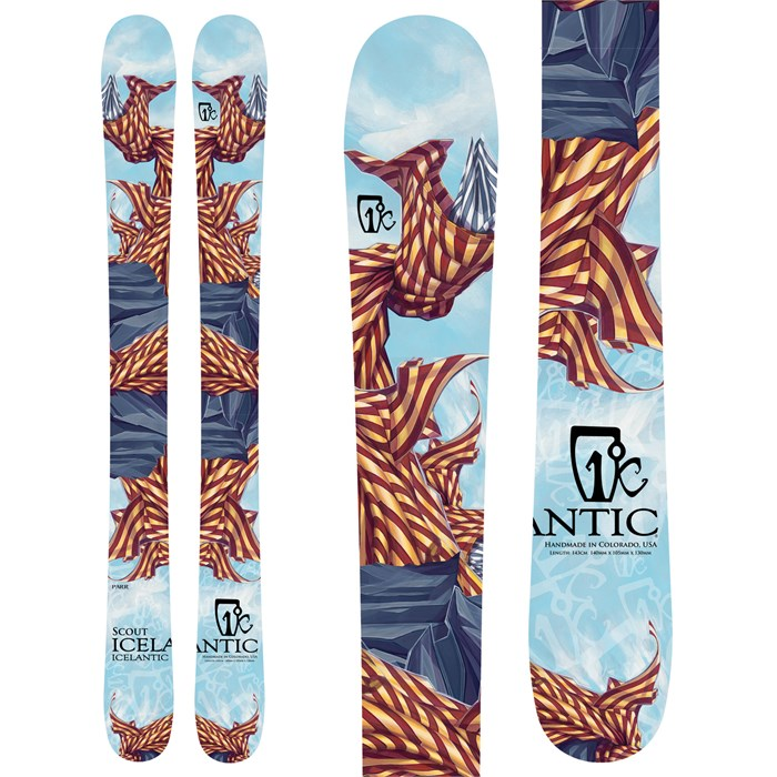 Icelantic - Scout Skis - Youth 2013