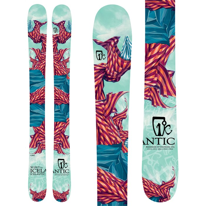 Icelantic - Scout SFT Skis - Youth 2013