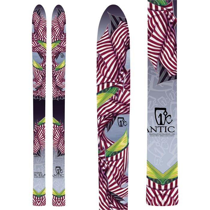 Icelantic - Icelantic Seeker Skis 2013