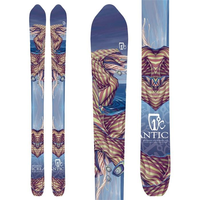 Icelantic - Shaman Skis 2013