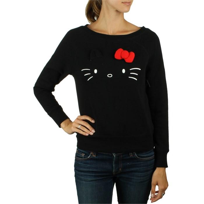 Vans - Hello Kitty Whiskers Crew Sweatshirt - Women's