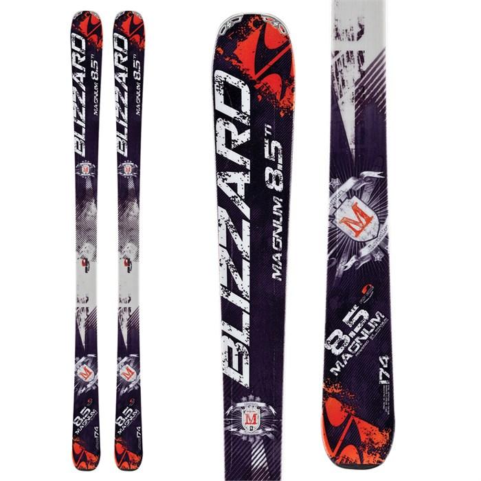 Blizzard - Magnum 8.5 Ti Skis 2013