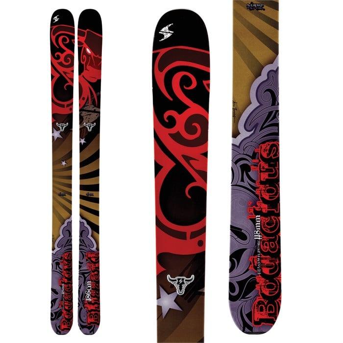 Blizzard - Bodacious Skis 2013
