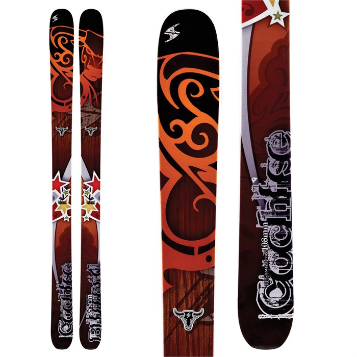 Blizzard - Cochise Skis 2013