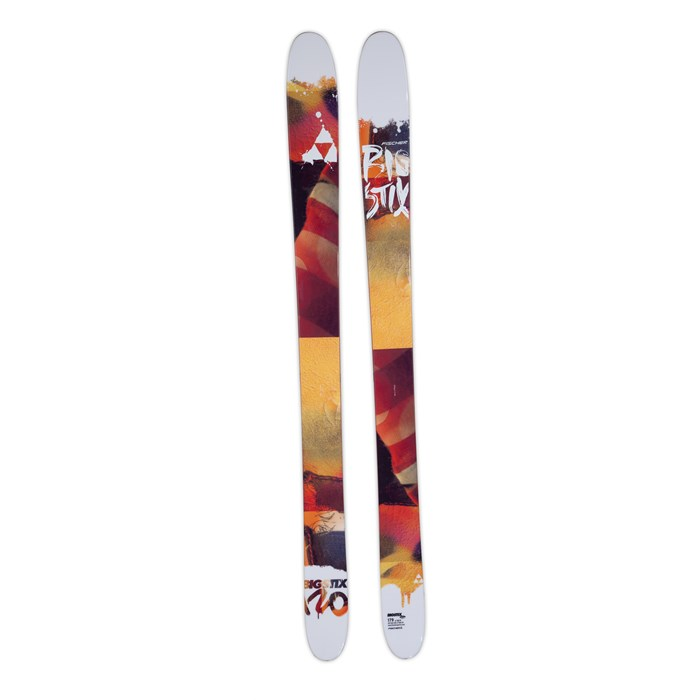 Fischer - Big Stix 120 Skis 2013