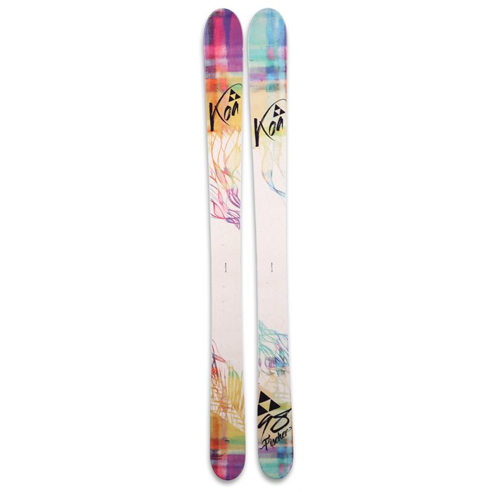 Fischer - Koa 98 Skis - Women's 2013