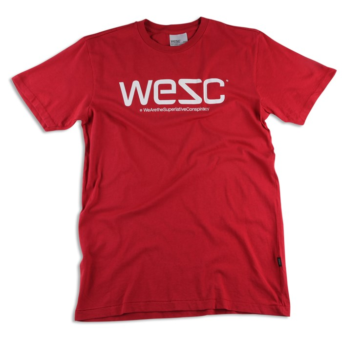 Wesc - T Shirt