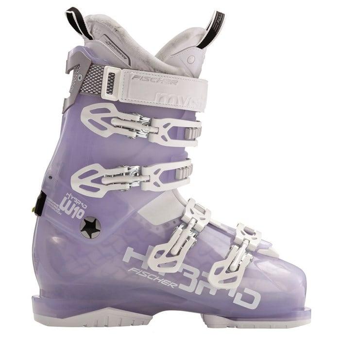 Fischer - Hybrid 10 Ski Boots - Women's 2013