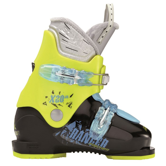 Fischer - Ranger Jr 20 Ski Boots - Youth - Boy's 2013