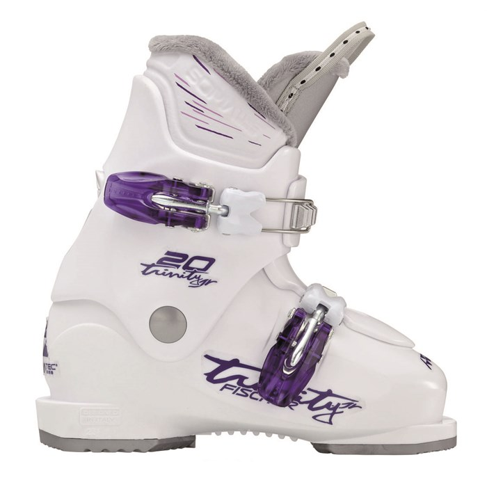 Fischer - Trinity Jr 20 Ski Boots - Youth - Girl's 2013