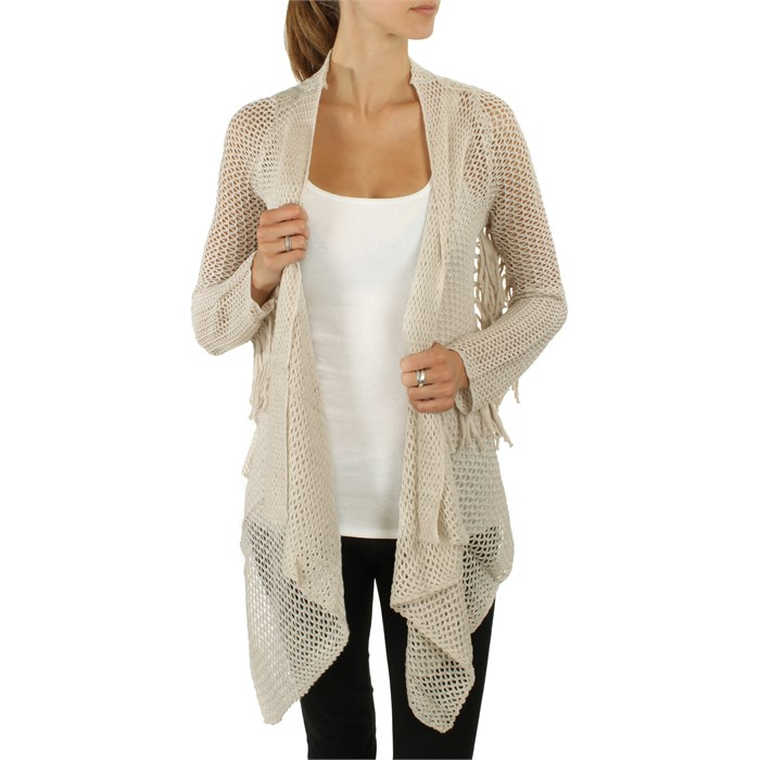 Billabong - Loving You Cardigan Sweater - Women's