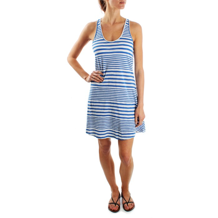 Quiksilver - Piper Stripe Dress - Women's