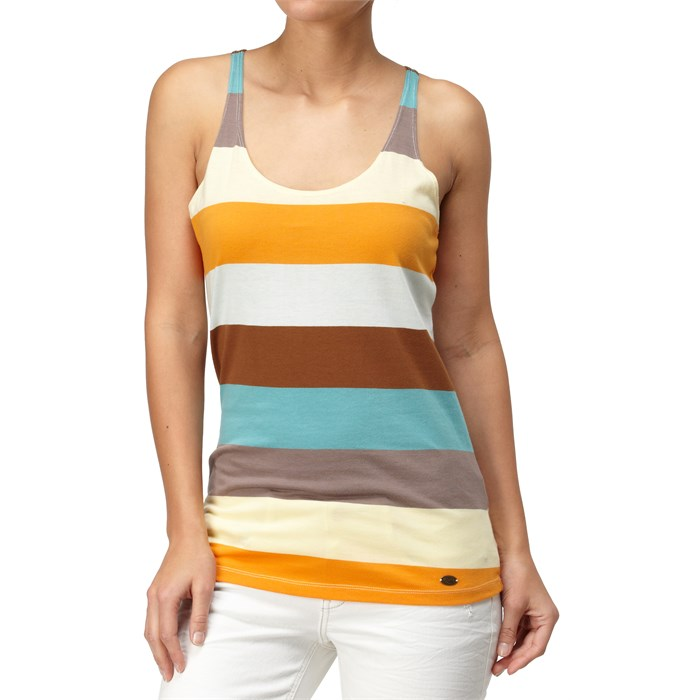 Quiksilver - Shack Stripe Tank Top - Women's