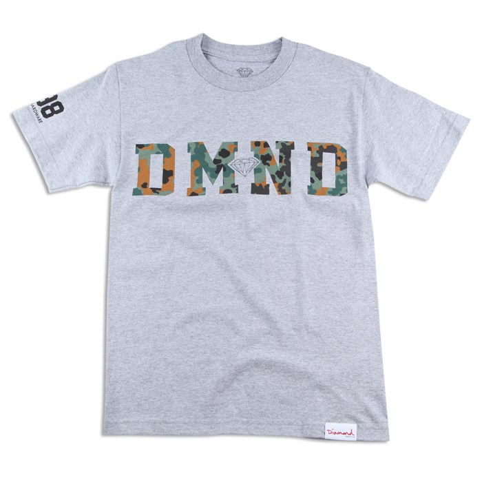 Diamond Supply Co. - DMND Camo T Shirt